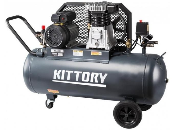 Kittory Batni kompresor z jermenskim prenosom KAC-100/65S