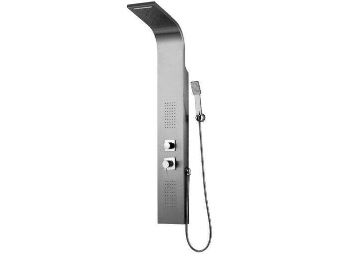 VOXORT tuš panel Grace S/S anti-finger finish S9305 N13342 - ODPRTA EMBALAŽA
