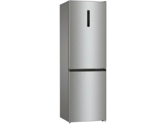 GORENJE hladilnik z zamrzovalnikom spodaj NRK6192AXL4 - ODPRTA EMBALAŽA