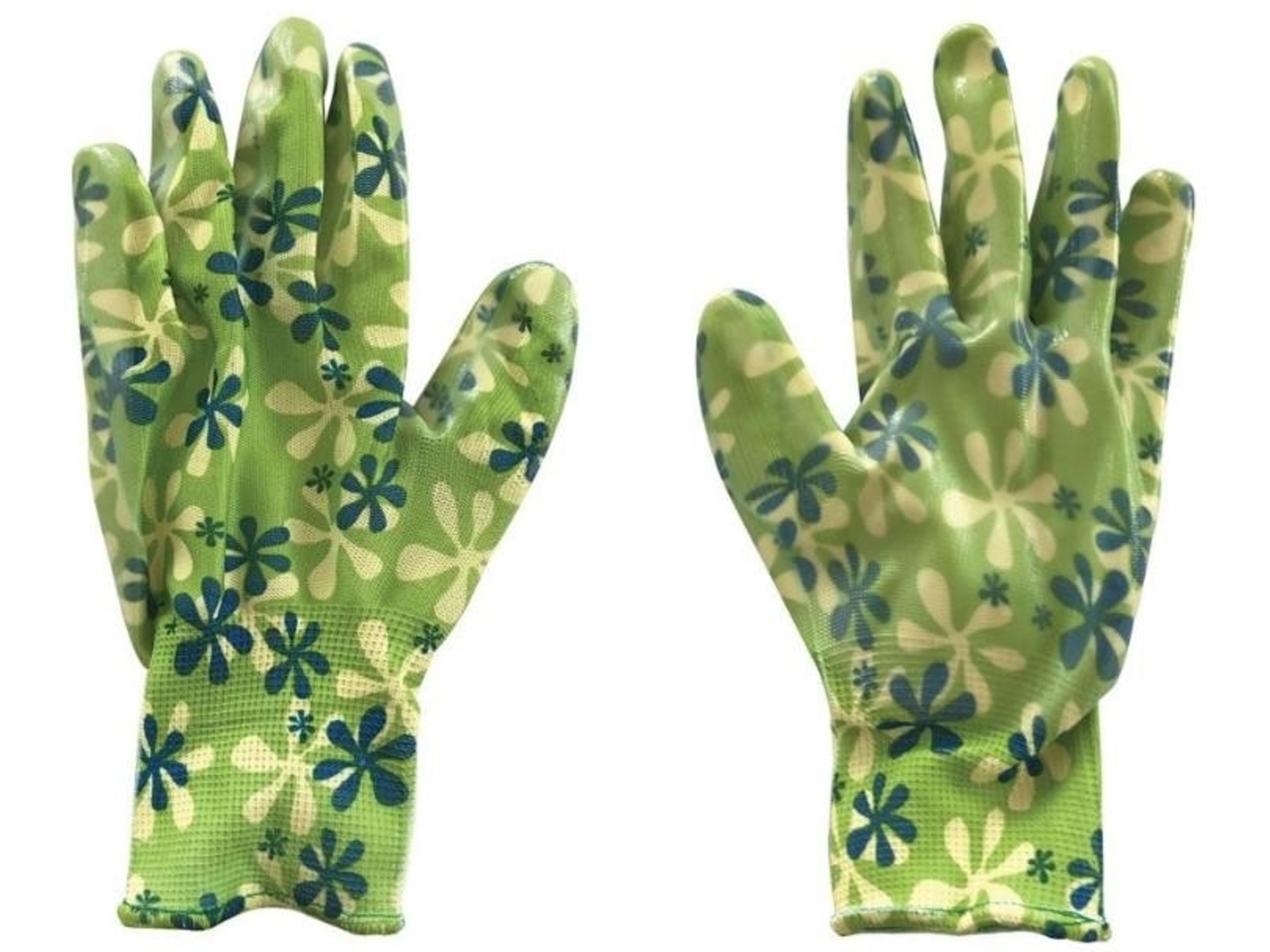 IDEAL-T gumene vrtne rokavice Dalia velikost 8