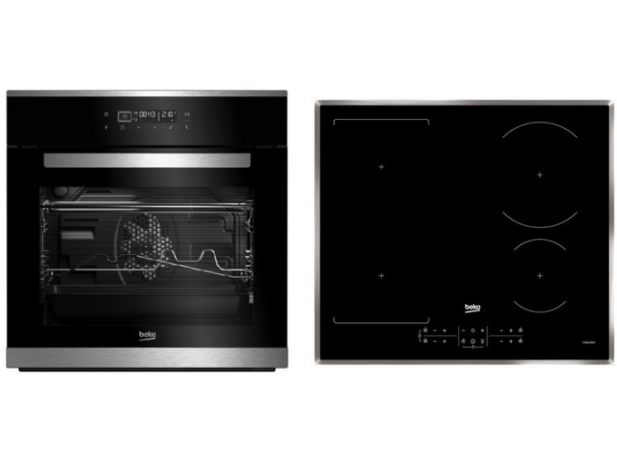 BEKO indukcijska kuhalna plošča HII64201FHTX