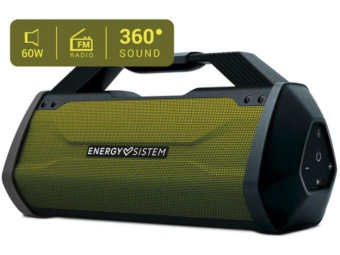 ENERGY SISTEM Outdoor Box Beast 60W - ODPRTA EMBALAŽA