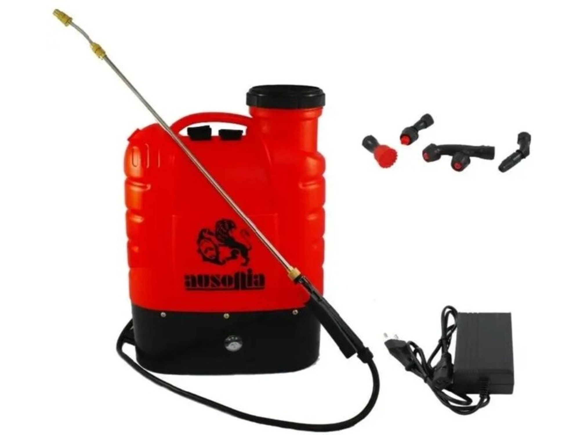 AUSONIA akumulatorska nahrbtna škropilnica 16 l Profi 38018 - ODPRTA EMBALAŽA