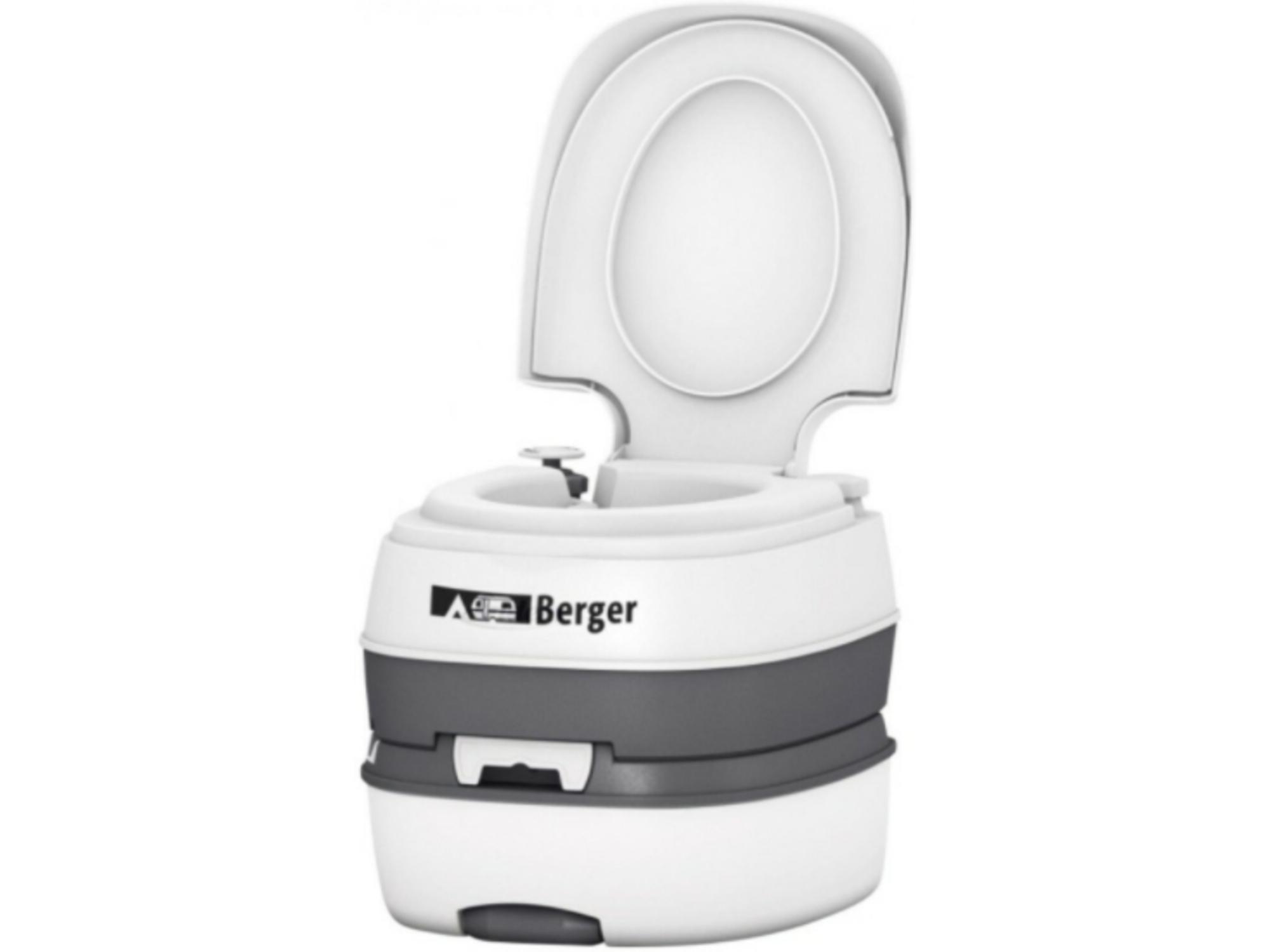 BERGER kemični WC Deluxe 13366 - ODPRTA EMBALAŽA