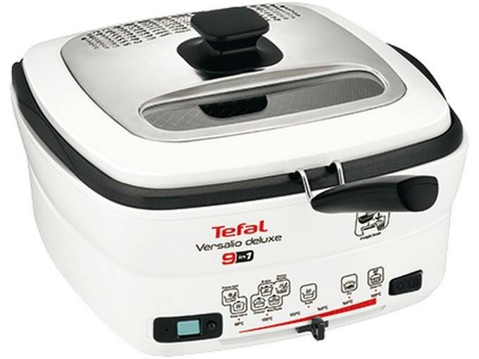 Tefal friteza Versalio Deluxe 9in1 FR495070