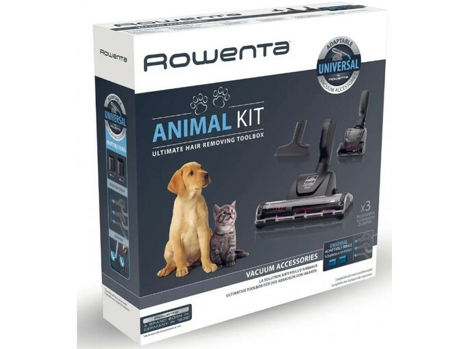 Rowenta set za živalsko dlako Animal Kit ZR001120