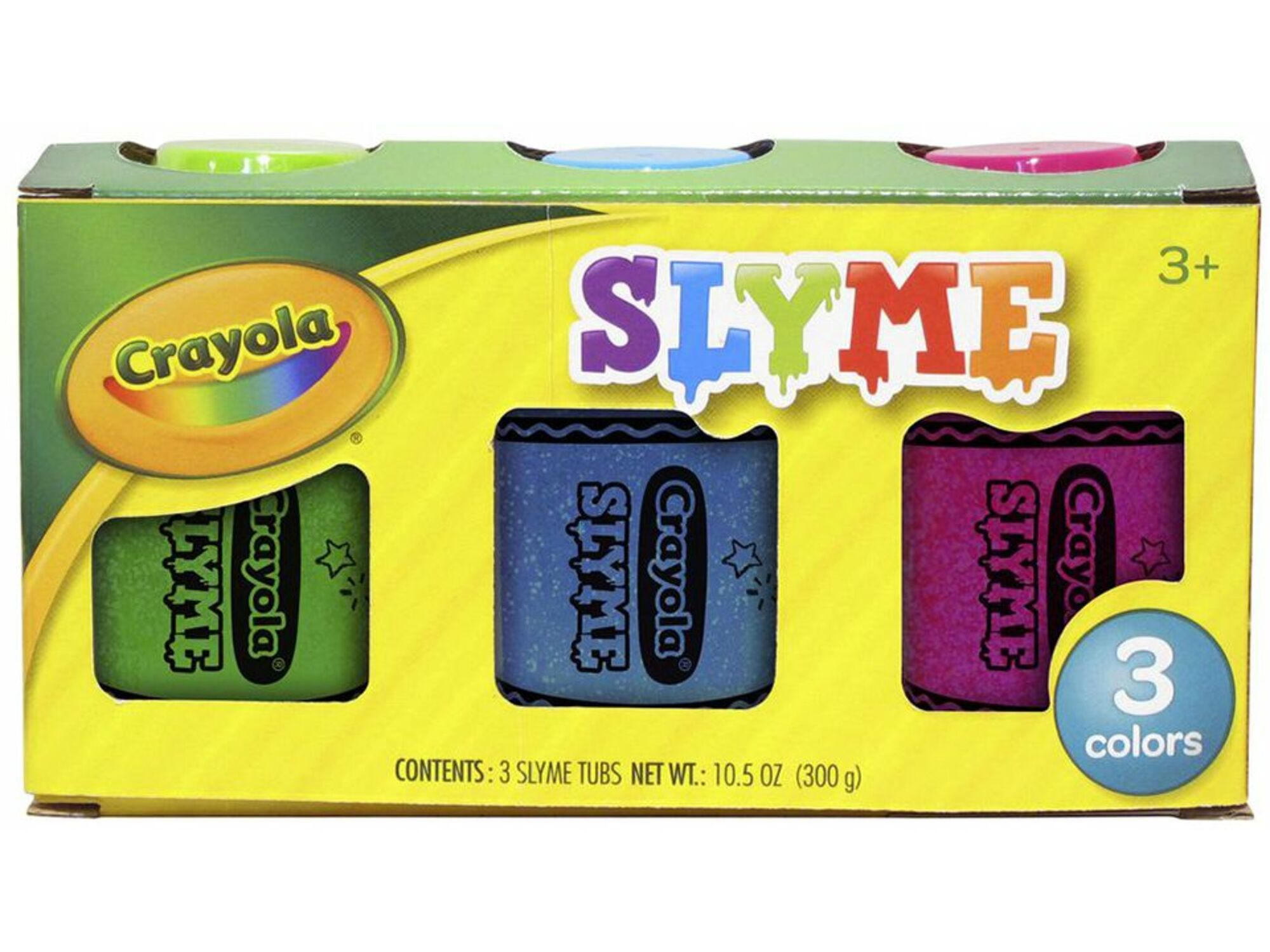 Crayola Slyme 3 Pack 03-729300