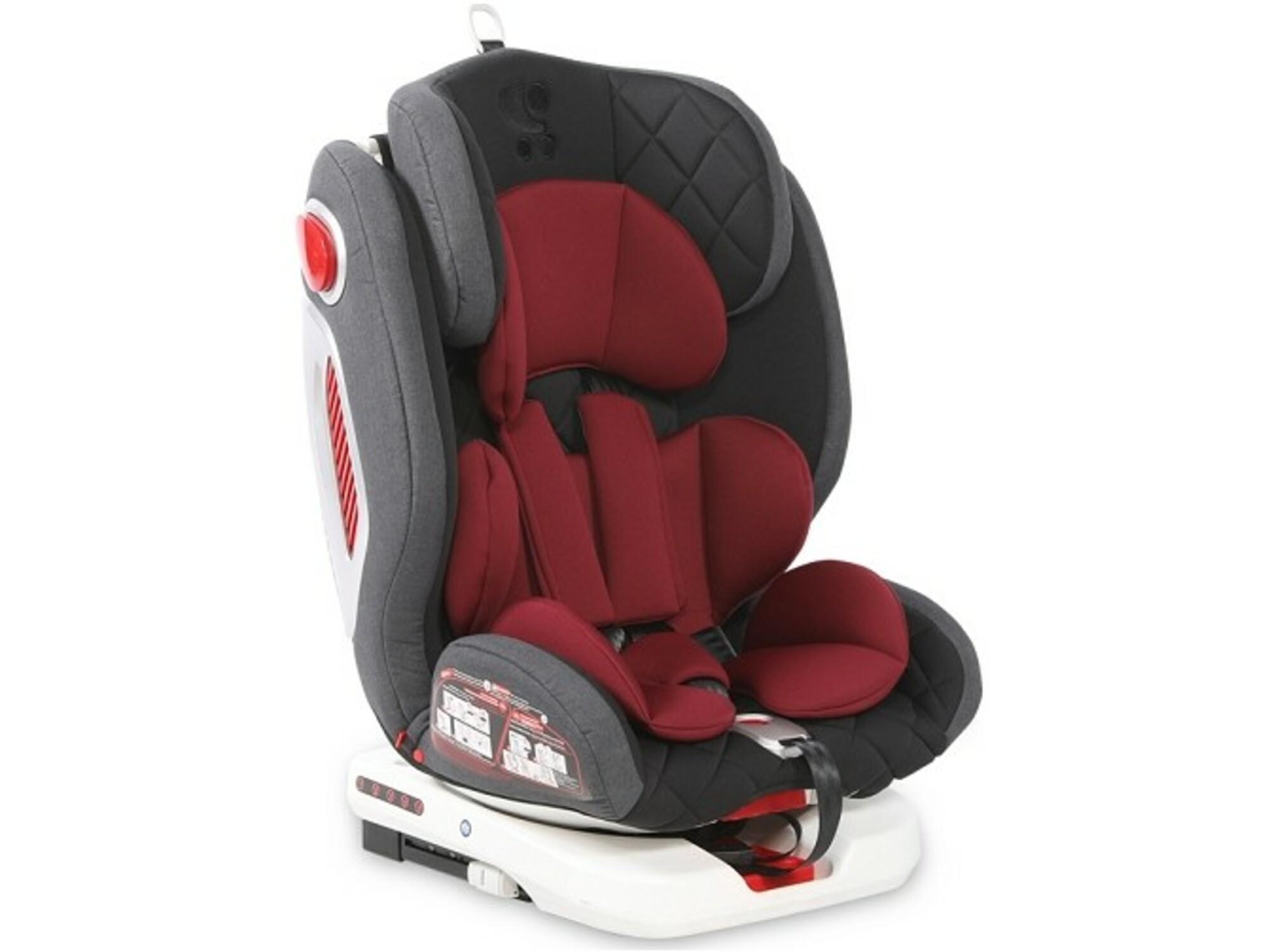 Lorelli Bertoni Autosedište Roto Isofix Black&Red (2020) 10071272002