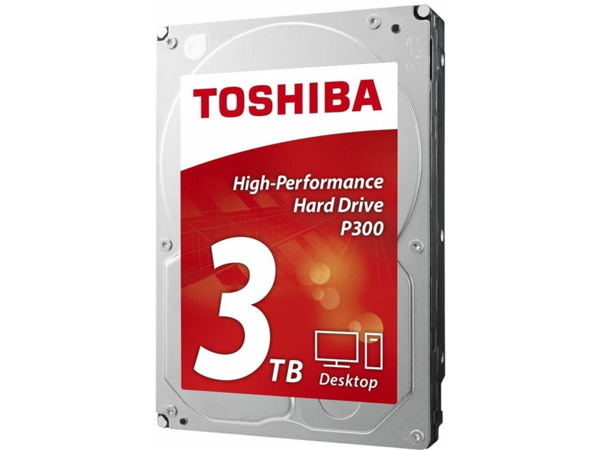 Toshiba 3,5 vgradni trdi disk 3TB P300 (HDWD130UZSVA)