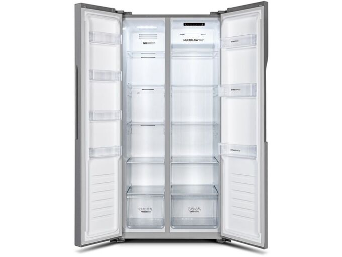 Gorenje Side by side frižider NRS 8181 KX