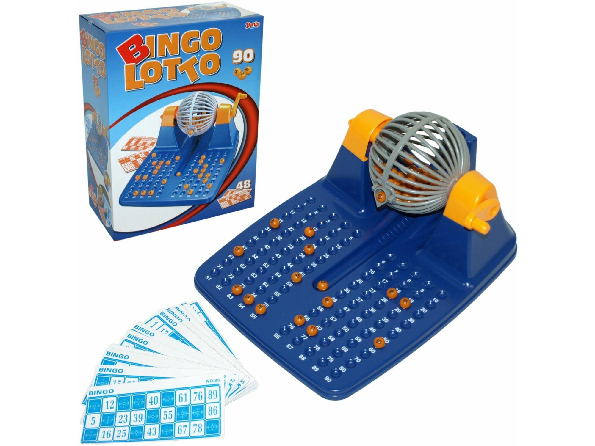 Društvena igra Bingo Lotto 05-427000