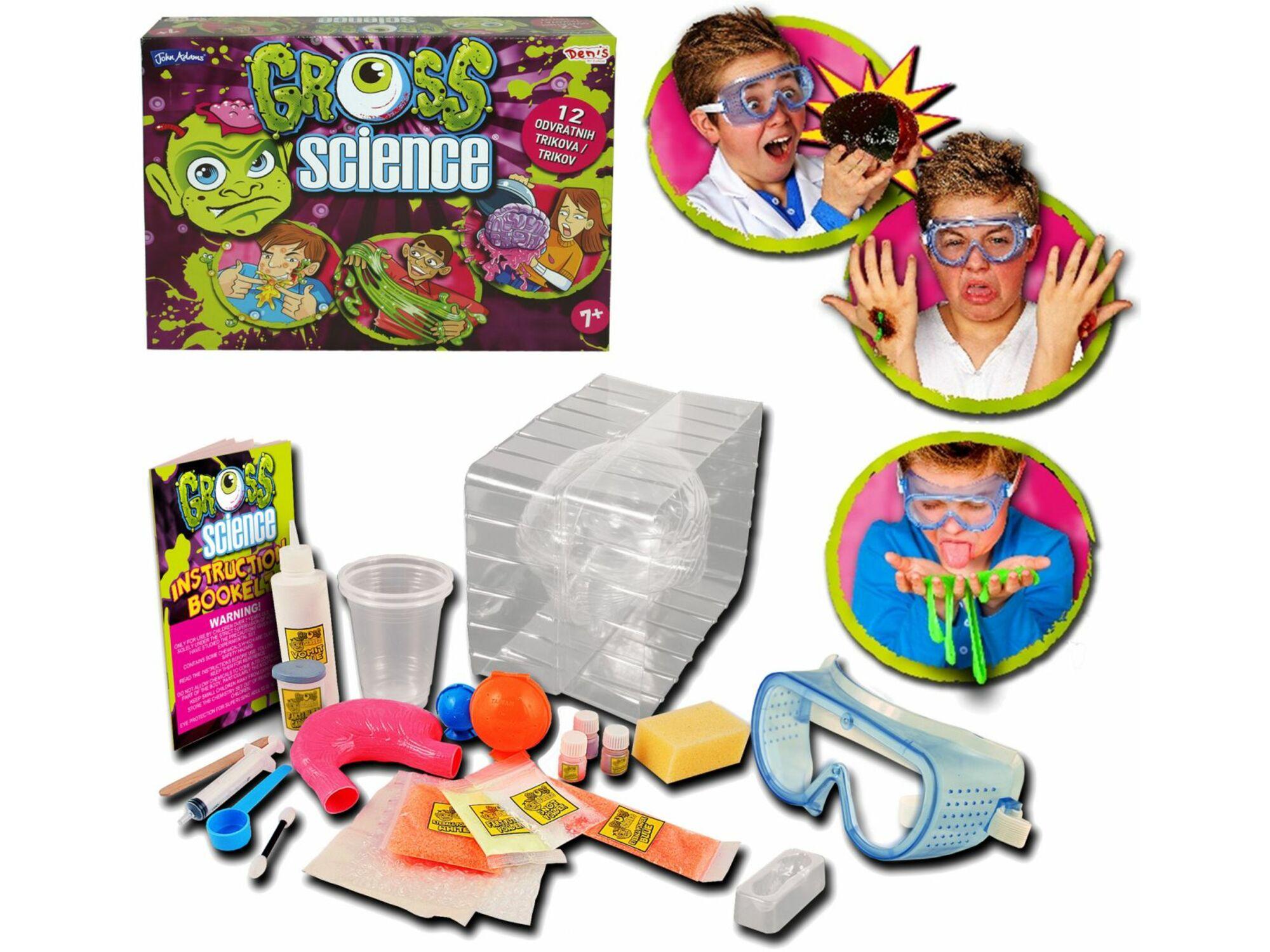 Gross Science 05-860000