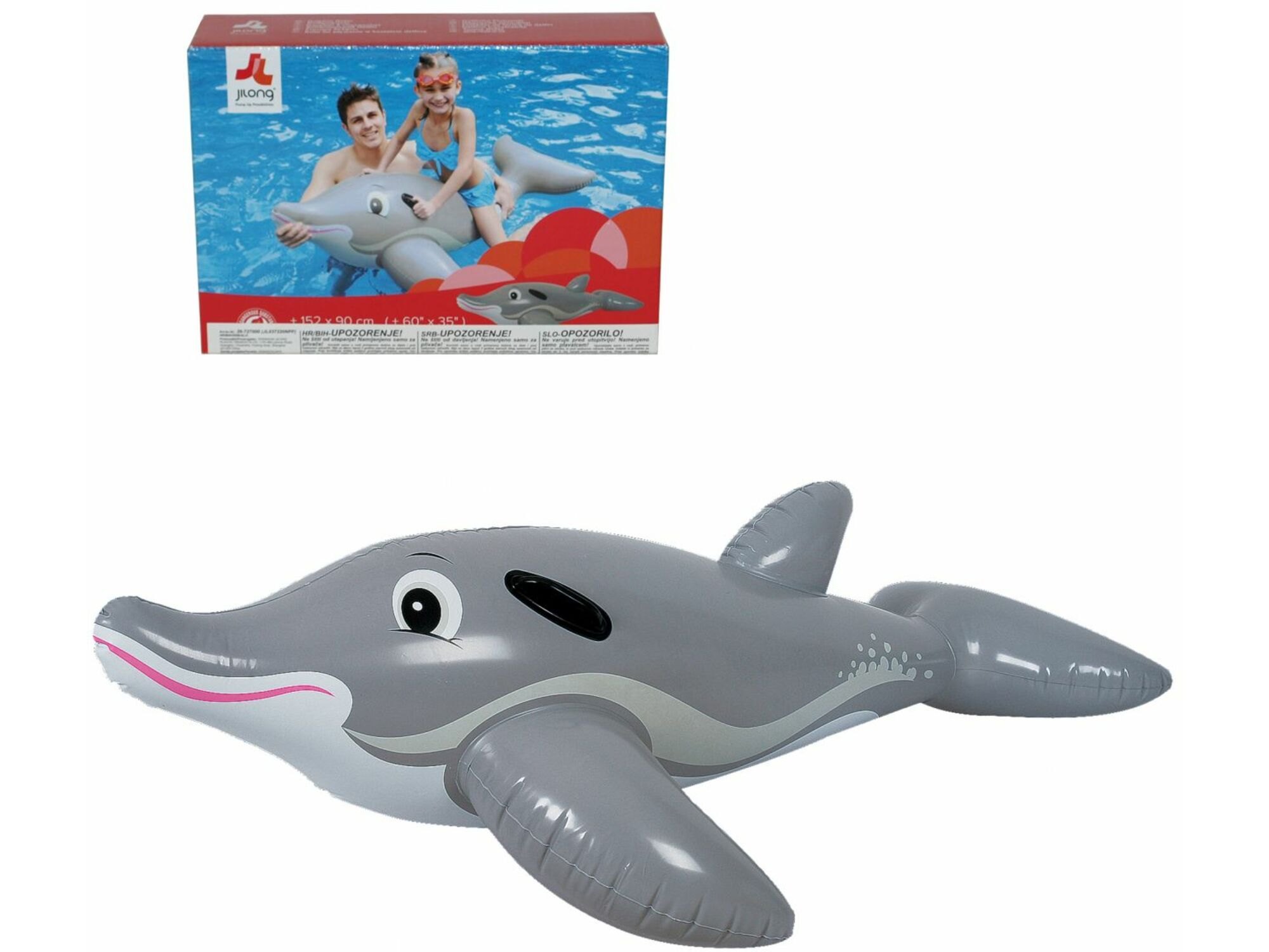 Delfin Rider 152x90 cm 26-727000