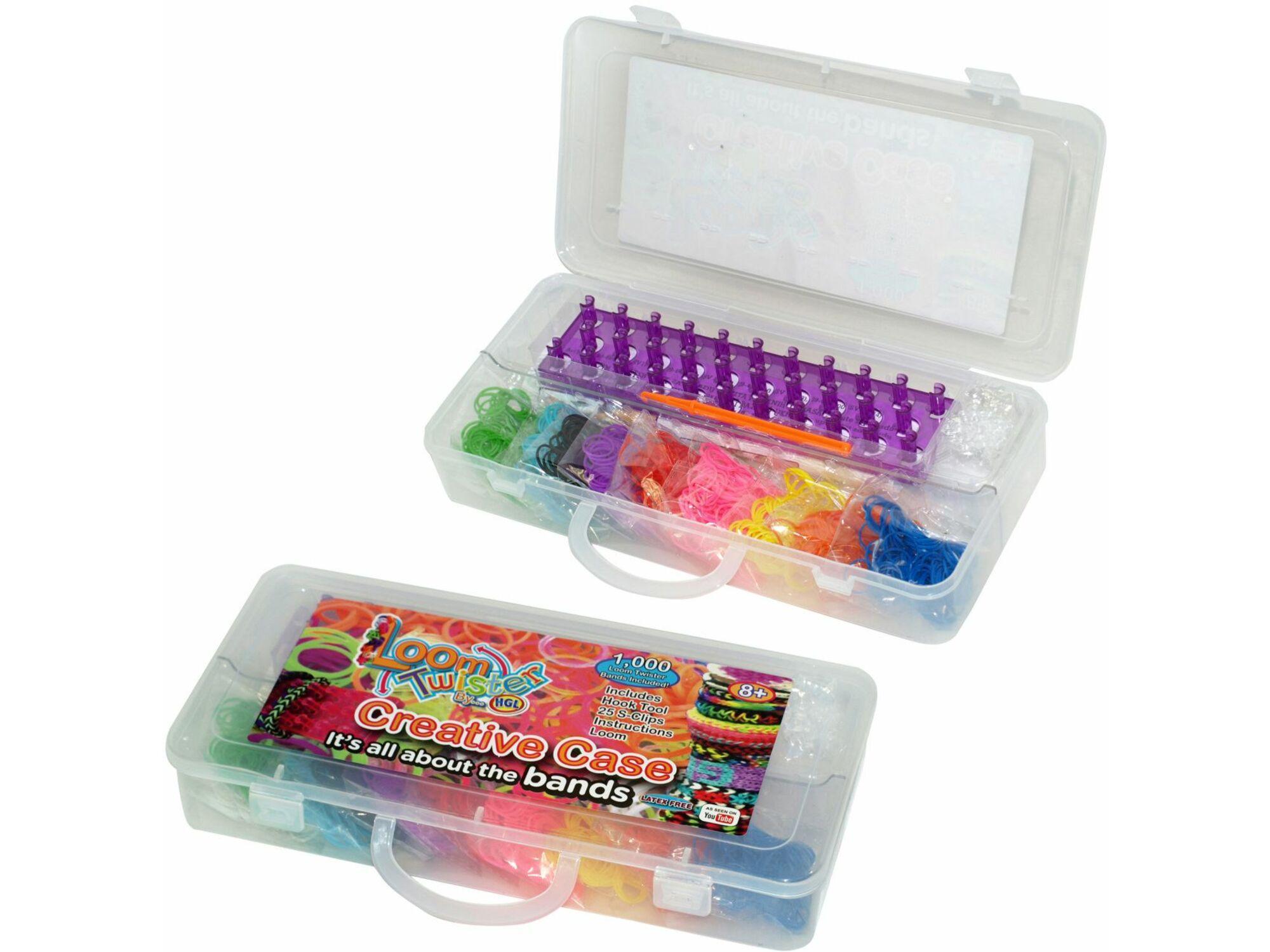 Loom Set 1000 plastic box 29-666000