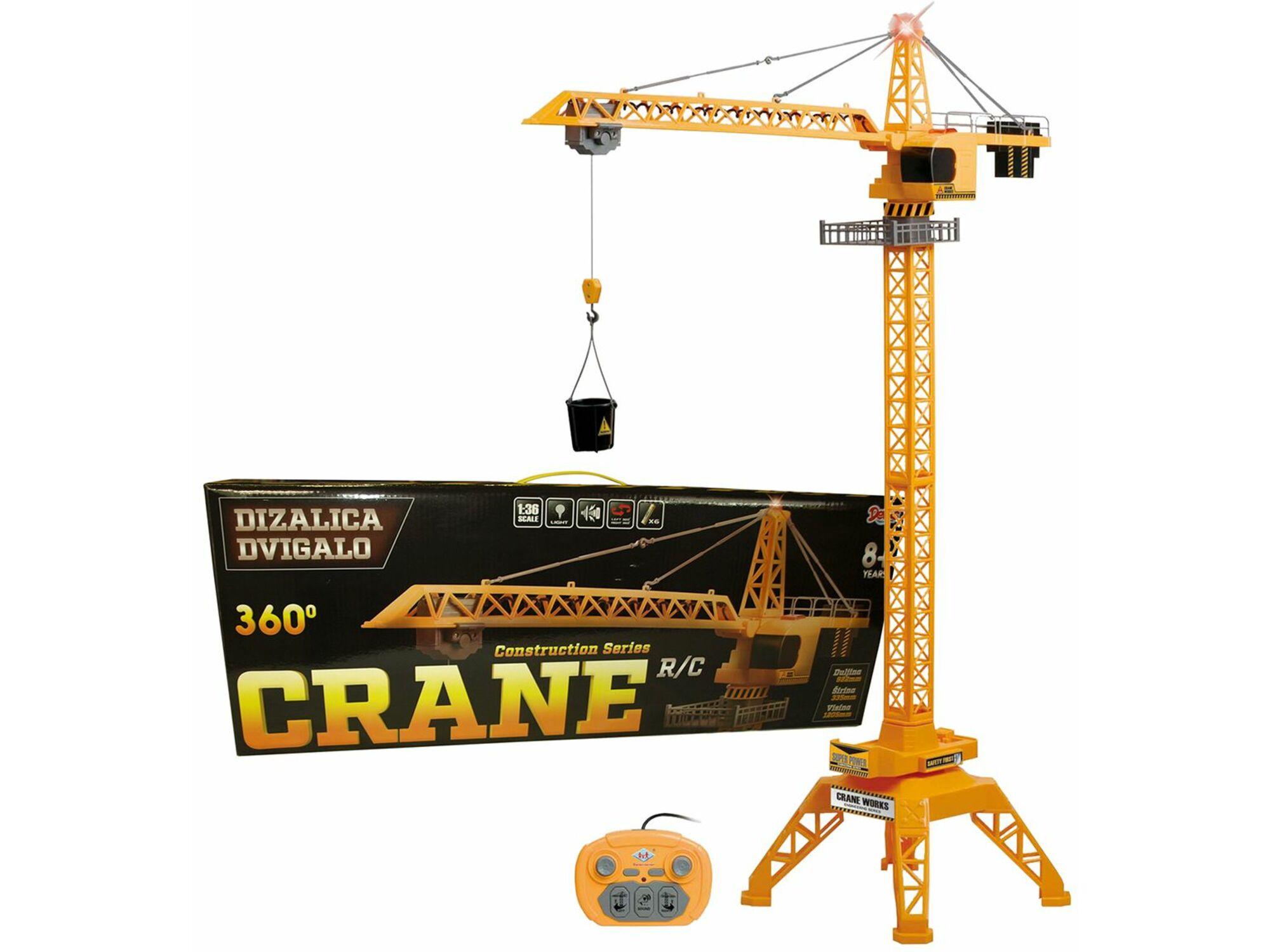 Crane remote control 46-360000