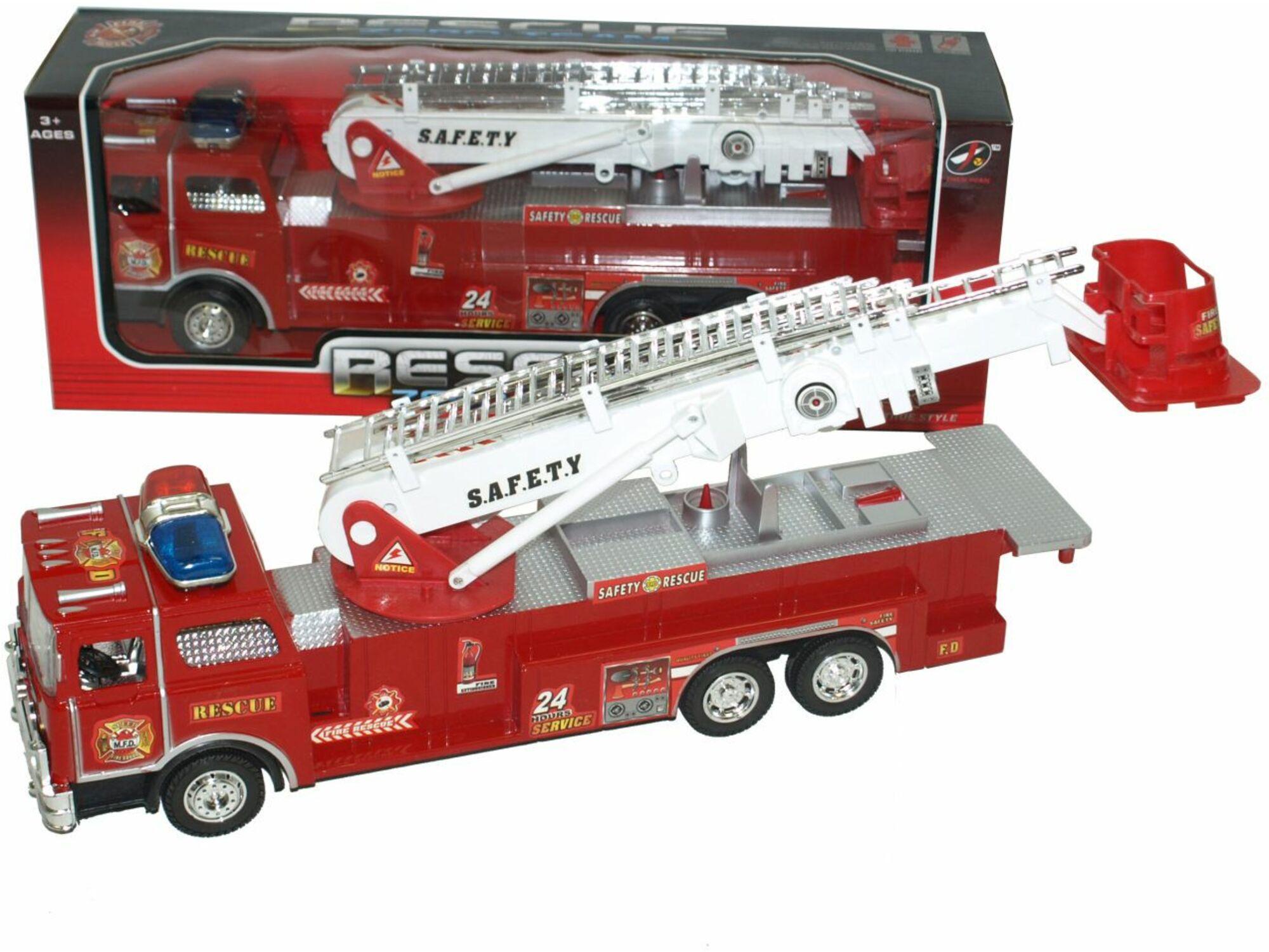 Vatrogasno vozilo 43 cm frict 47-624000