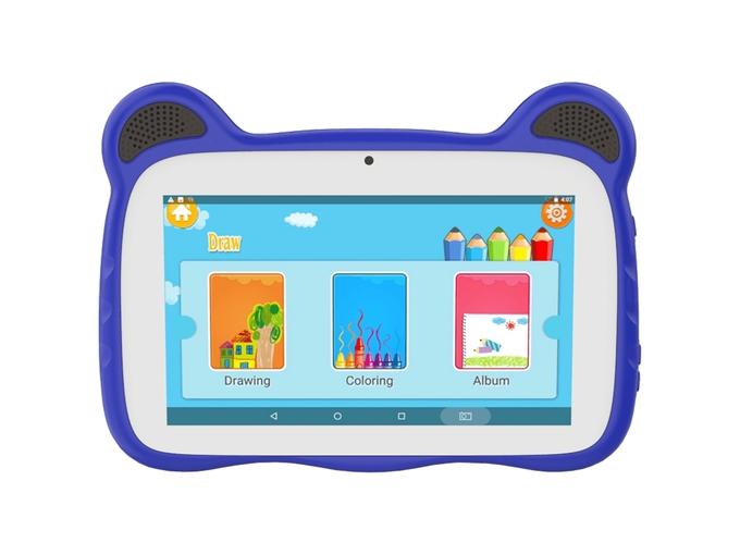 """Meanit Tablet 7"""" K10 Bluecat Kids"""