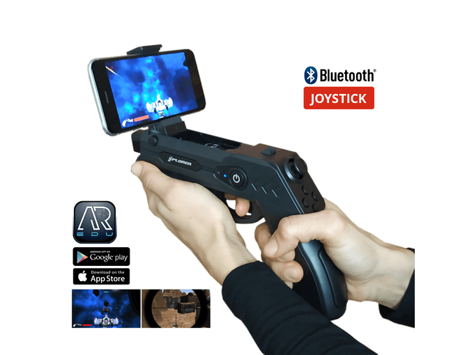 Xplorer AR Konzola Blaster