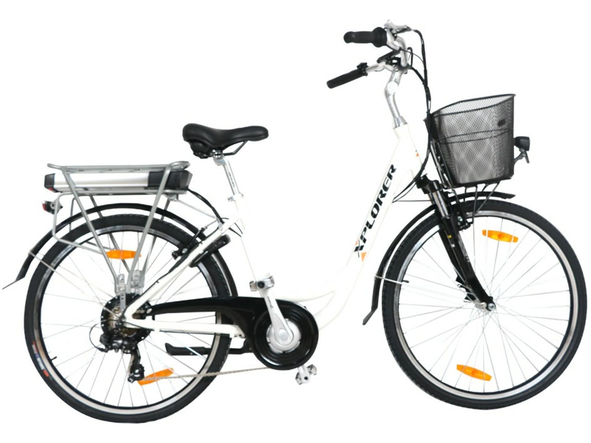 Xplorer Električni bicikl City Flow 26