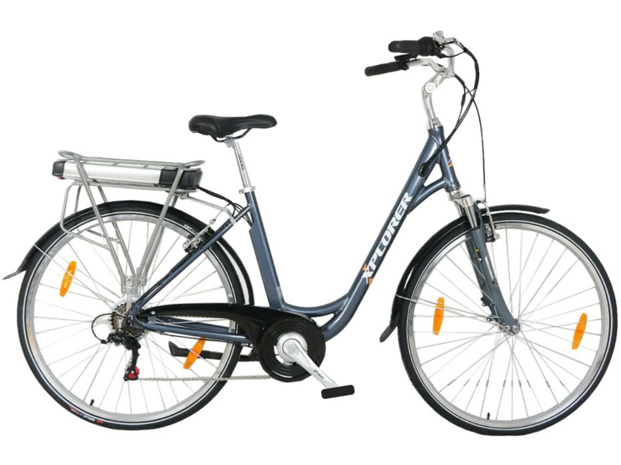 Xplorer Električni bicikl Line Lady 28