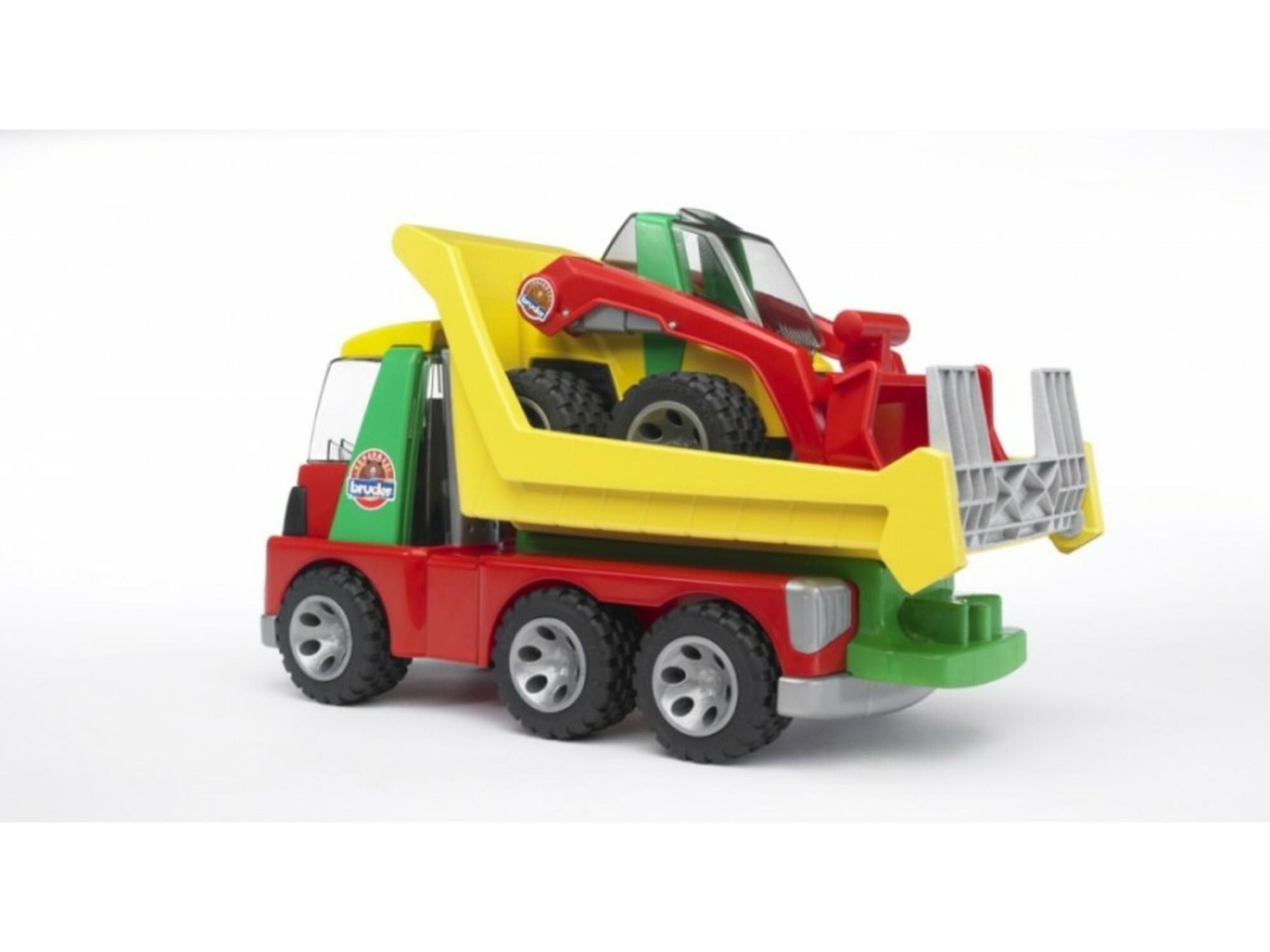 Kamion s utovarivačem Roadmax 02-200700