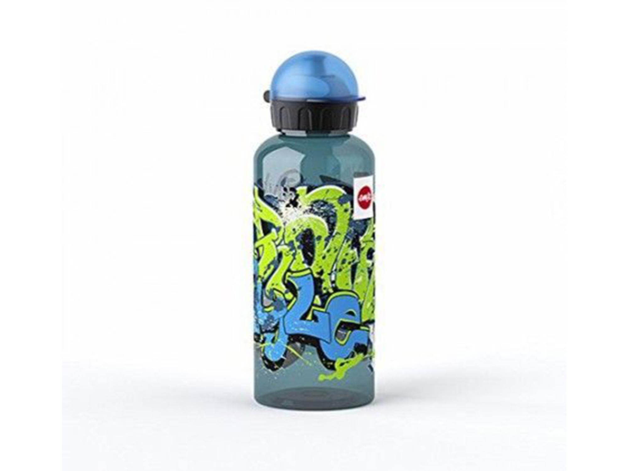 Tefal Flašica EMSA kids 518129 0,6l plava Graffiti