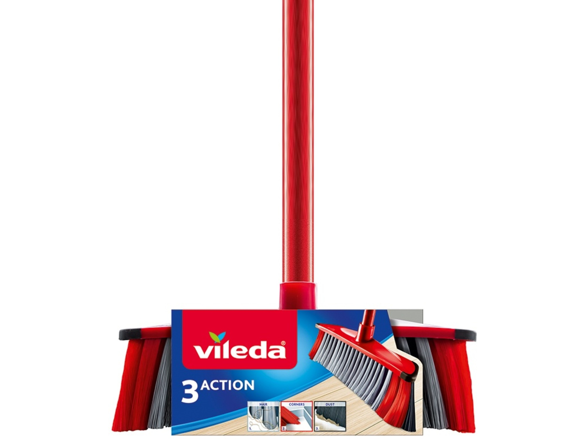 Vileda Metla 3Action set 6701007