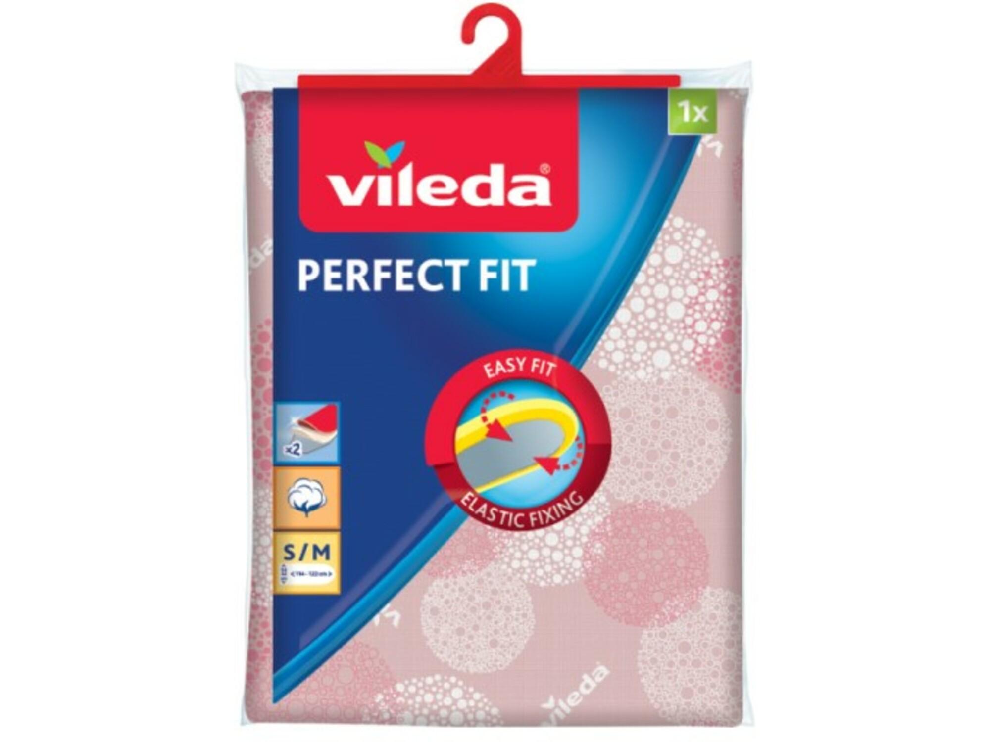 Vileda Navlaka za dasku perfect fit pink bubble 6701905