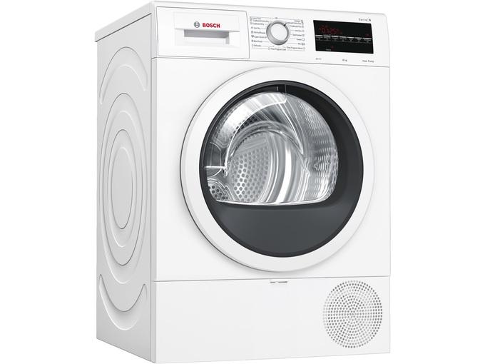 Bosch Mašina za sušenje veša toplotna pumpa WTR87TW0BY