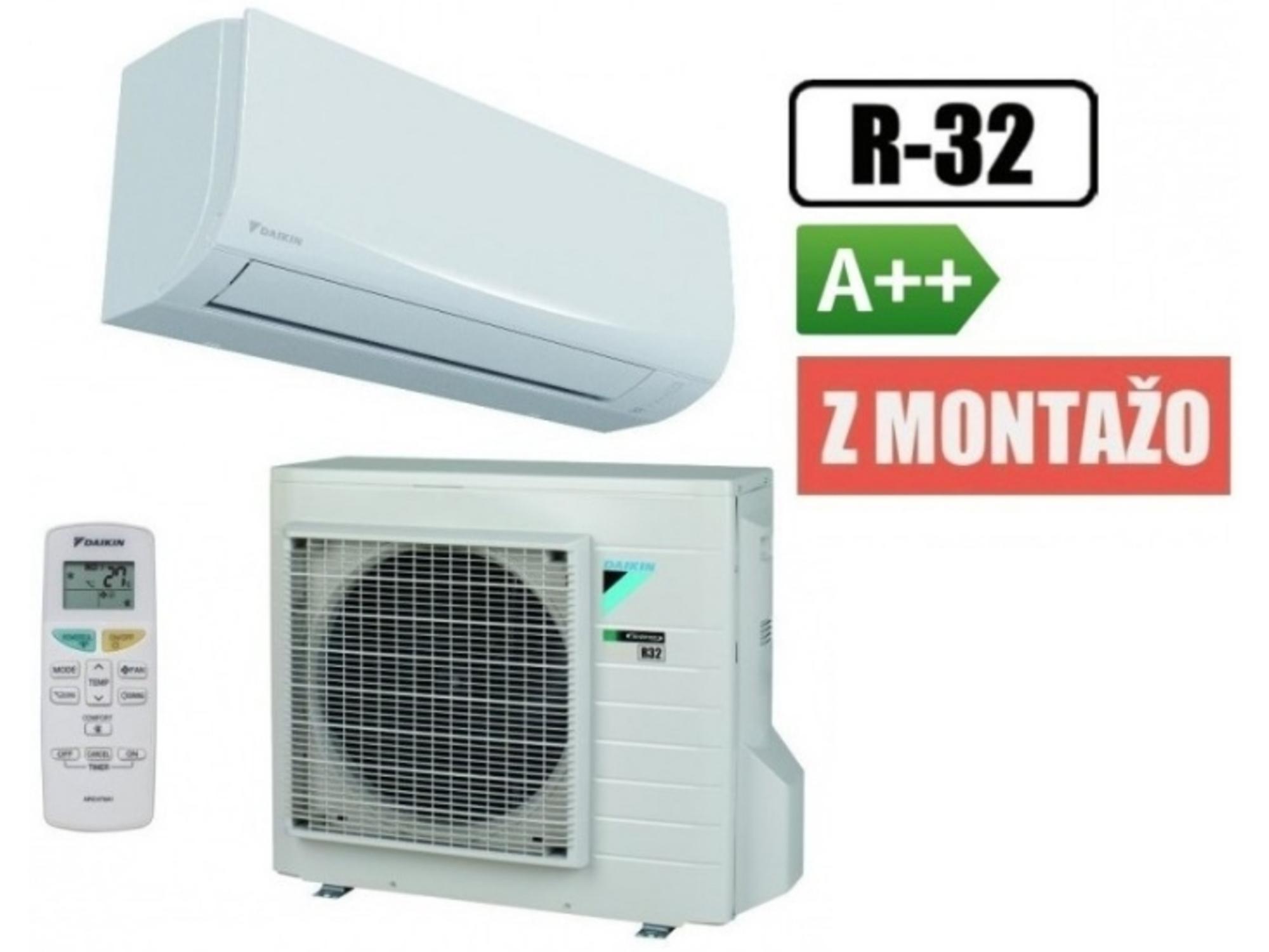 Daikin Klimatska naprava z montažo SENSIRA RXF50B-FTXF50A - 5,0 KW
