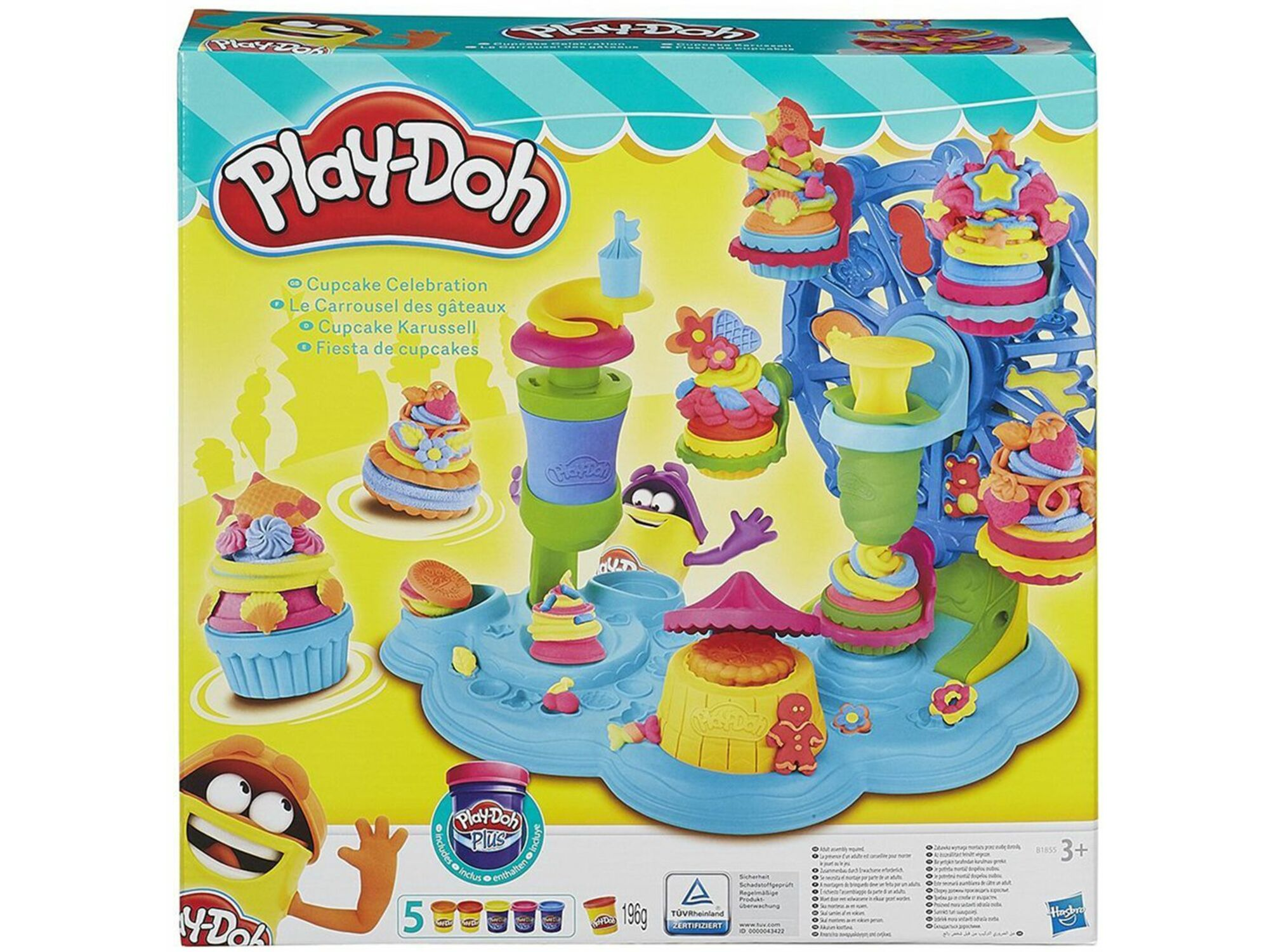 Playdoh Cupcake Celebration 03-729204