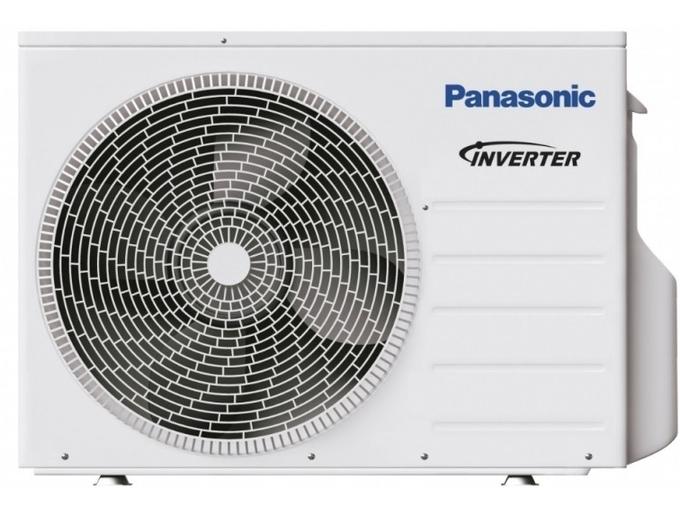 Panasonic Klimatska naprava z montažo ETHEREA CS-XZ20VKEW/CU-Z20VKE - 2kW, siva