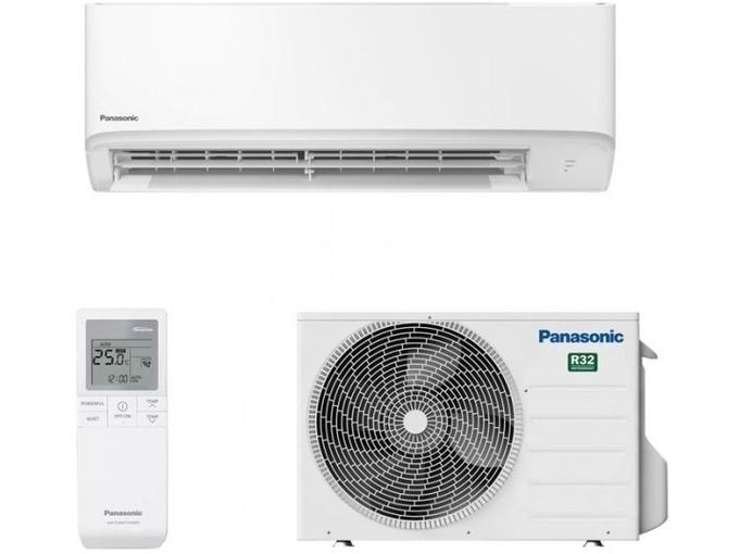Panasonic Klimatska naprava z montažo COMPACT CS-TZ25WKEW/CU-TZ25WKE - 2,5kW