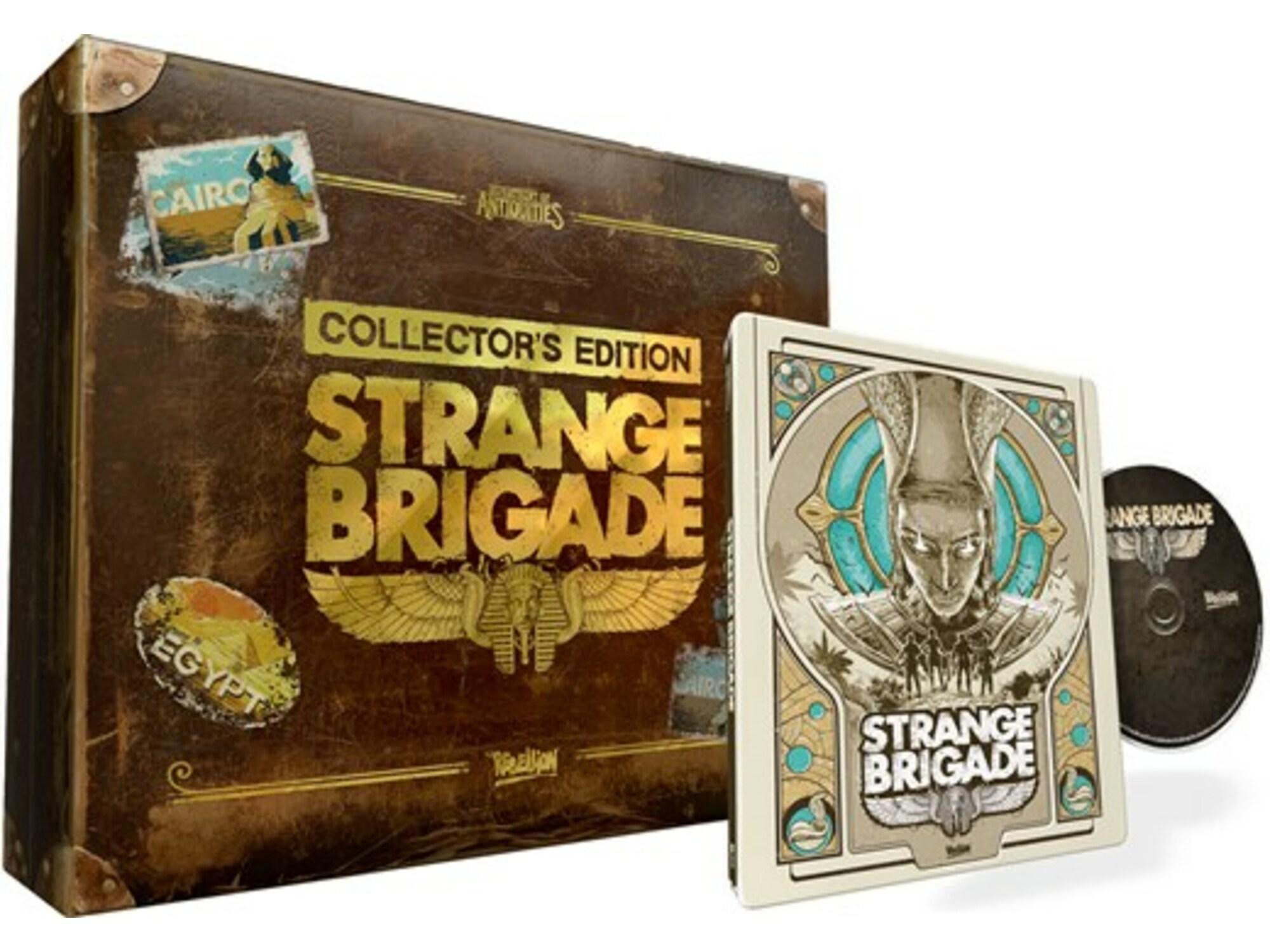 REBELLION Strange Brigade Collectors Edition (Xone)