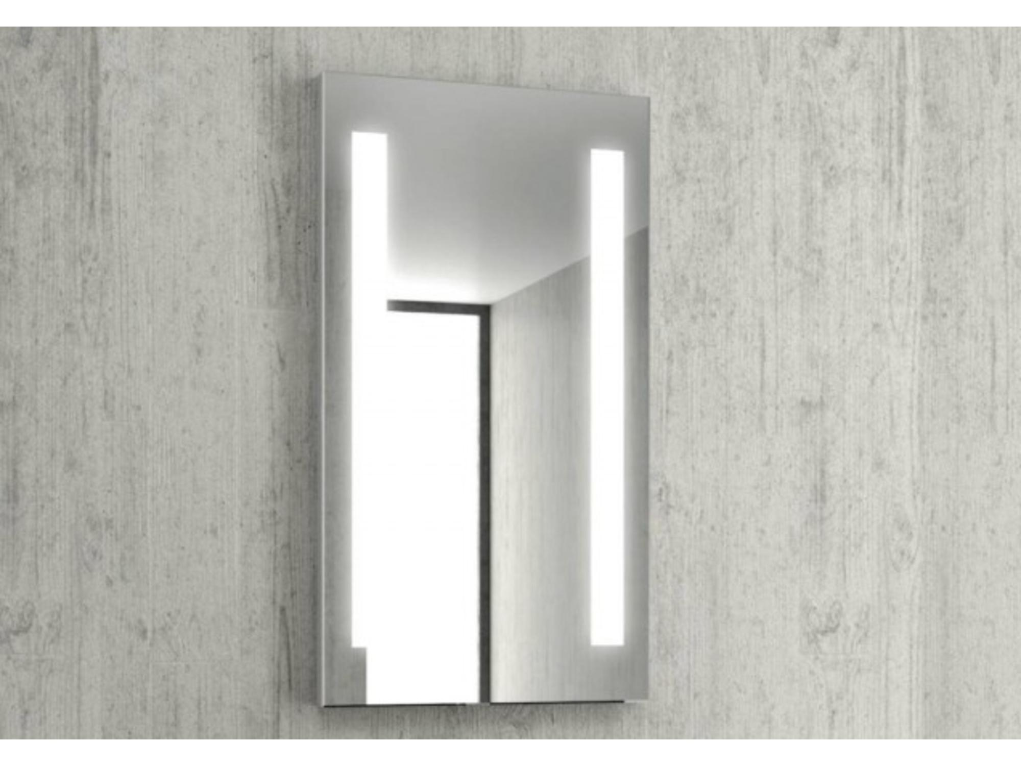Karag ogledalo z LED svetilko
