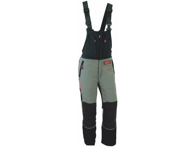 FIORLAND zaščitne hlače z naramnicami št.60/62(3XL) OR 295410/3XL