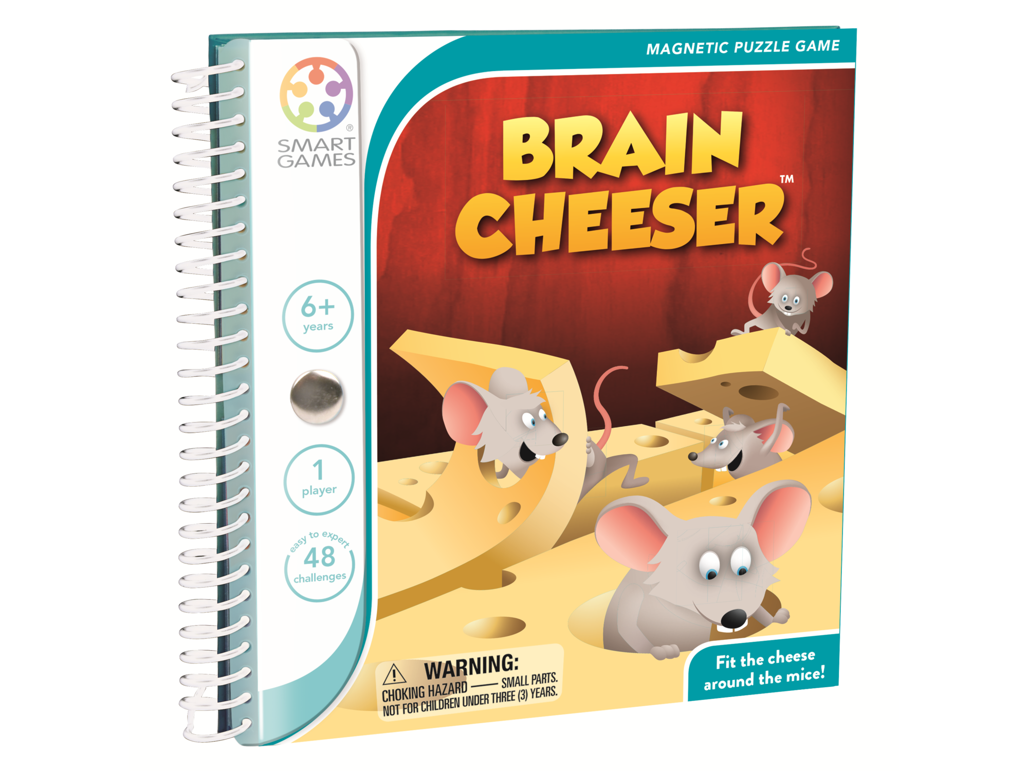 SmartGames Logička igra Brain Cheeser SGT 250