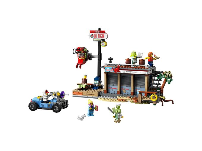 LEGO Napad na restoran morske hrane 70422