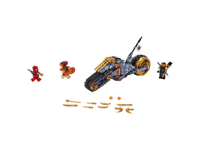 LEGO Kolov bajk za prljav teren 70672