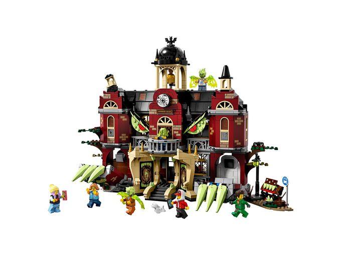 LEGO Njuberi ukleta srednja škola 70425