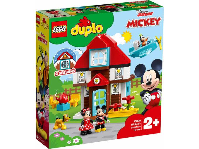 LEGO Mikijeva kuća za odmor 10889