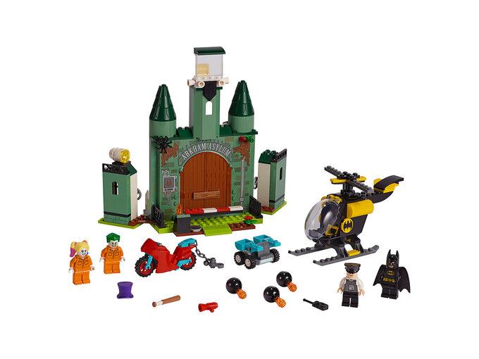 LEGO Betmen i Džokerov beg 4+ 76138