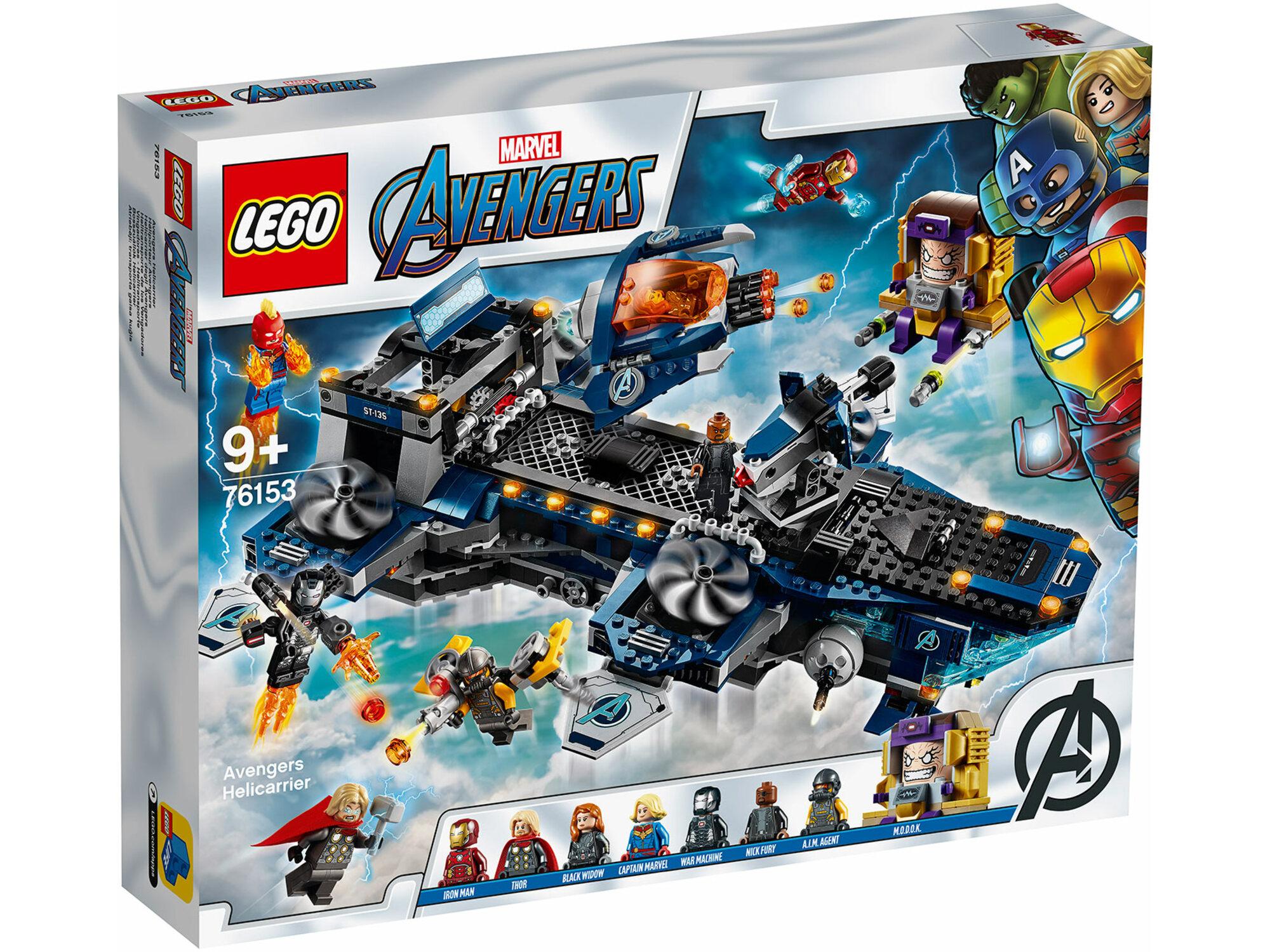 LEGO Helikerijer Osvetnika 76153