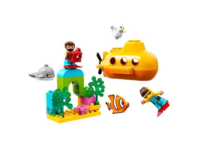 LEGO Podvodne morske avanture 10910