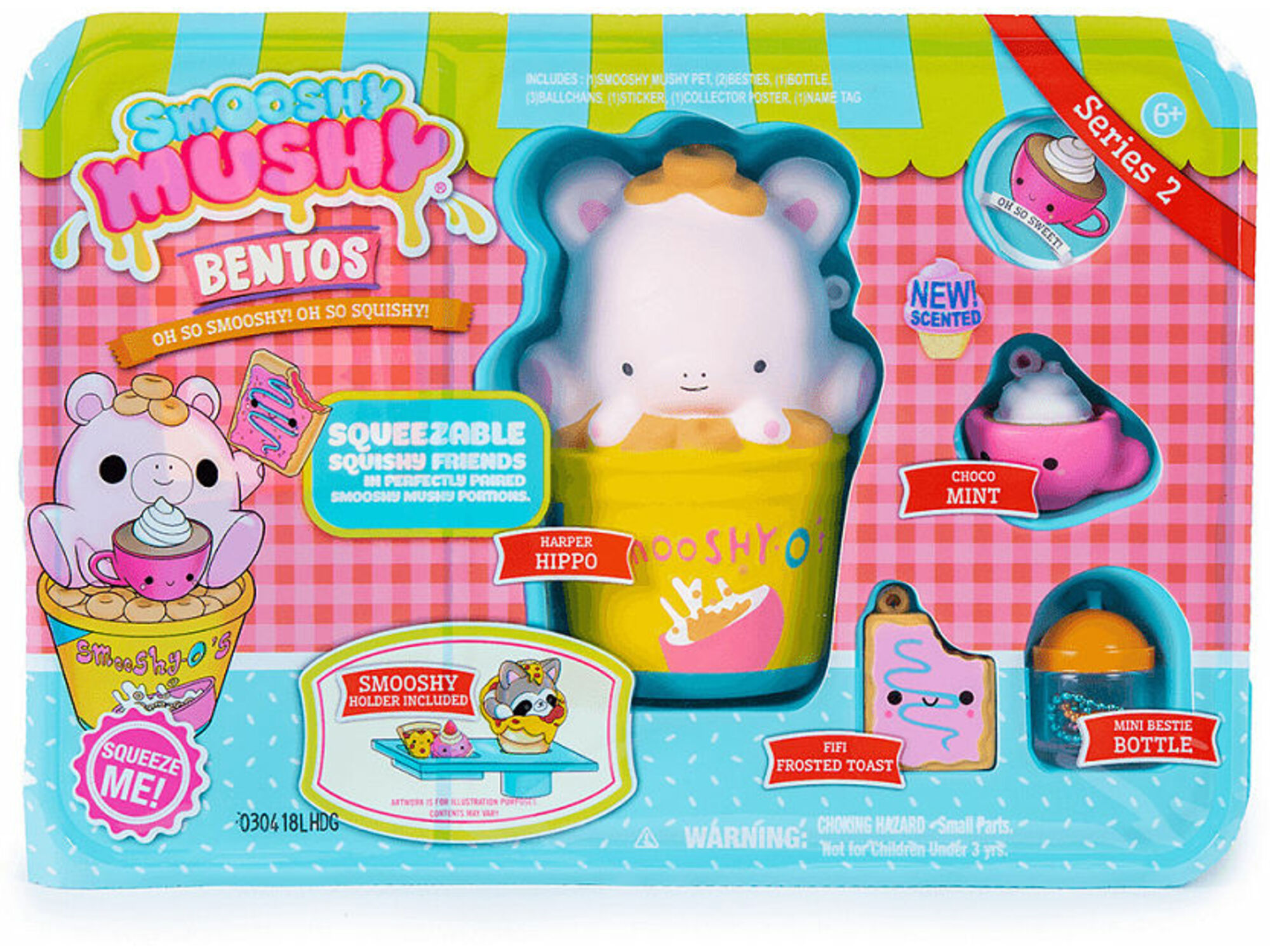Smooshy Mushy S2 - Bento Box (Break, Chin, Ham) 40-00446