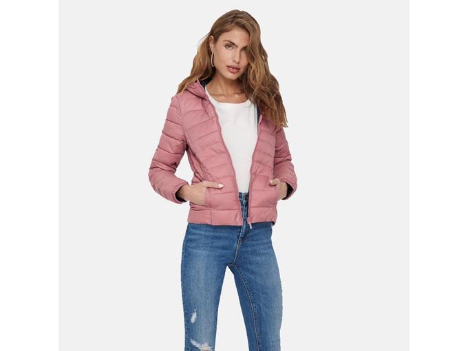 ONLY Ženska jakna 15205758 WITHERED ROSE/NIGHT SKY L / INTL ROZA