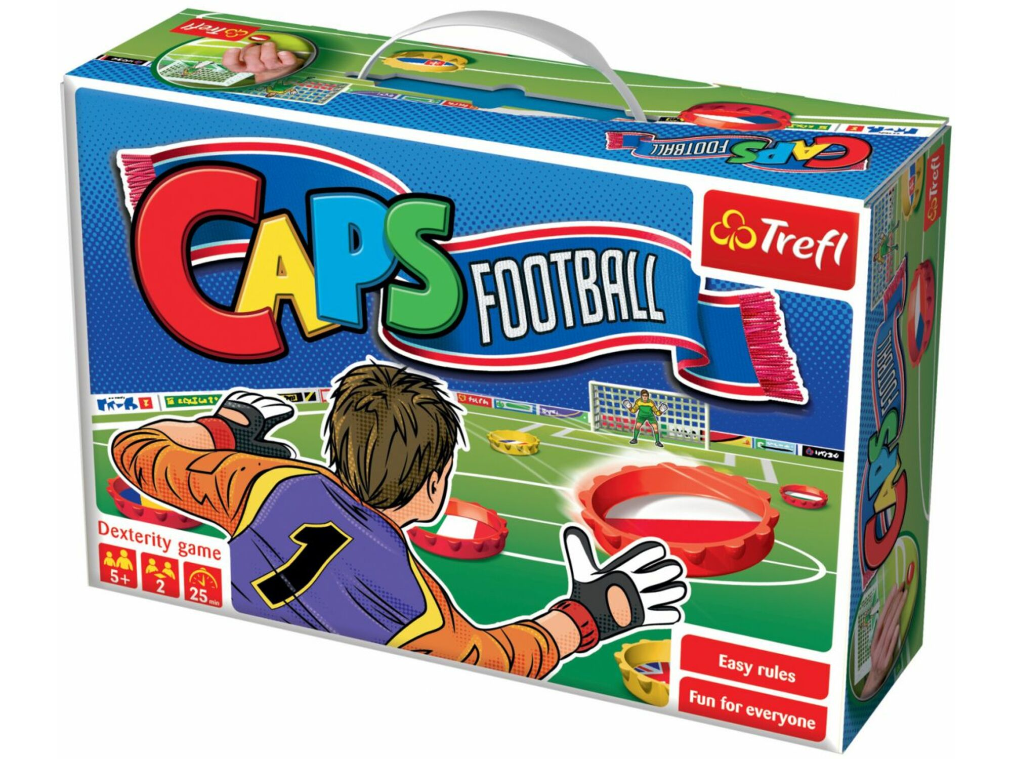 Caps Football igra 12-014921