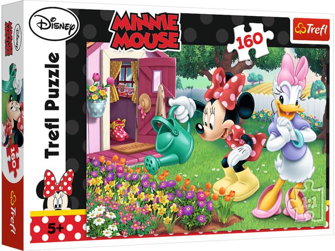 Trefl Slagalica Minnie Mouse 160 delova 12-153286