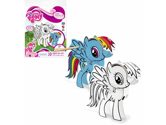 Kreativni set My Little Pony 33-306400