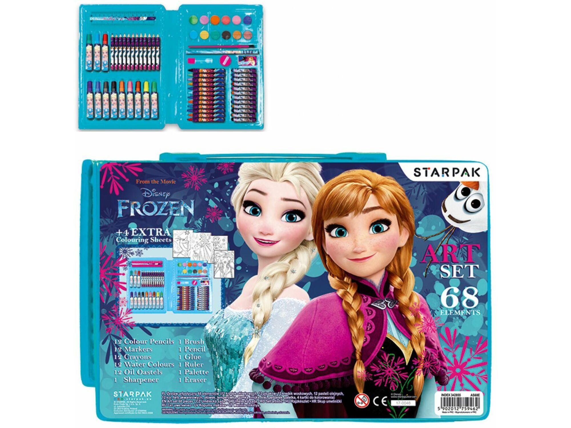 Frozen set za bojanje 36-513050